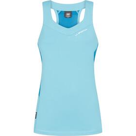 La Sportiva Joy Tank Women, pacific blue/neptune